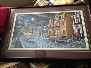 Framed print by Rod Hand