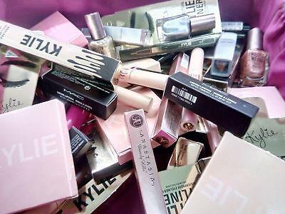 High End DESIGNER Bundle Job Mixed Lot Makeup KYLIE MAC ANASTASIA no samples