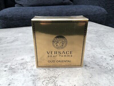 BN Sealed Ladies Versace Pour Femme Oud Oriental 100ml EDP Spray
