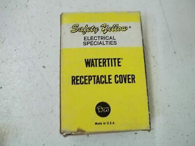 Daniel Woodhead 6500 Watertite Cover For Rd Box New In Box