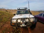 2004 Nissan Patrol GU ST S3 3.0L Wagon Kanimbla Lithgow Area Preview
