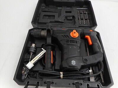 Tacklife Trh01a - 1-14 Inch Sds-plus 12.3 Amp Rotary Hammer Drill