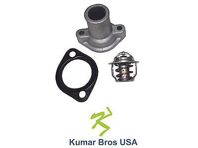 New Kumar Bros Usa Thermostat Cover Thermostat Gasket For Bobcat B300
