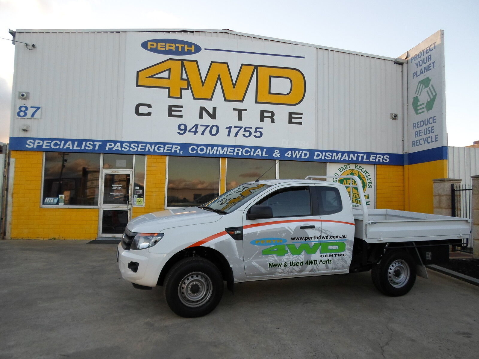 PERTH 4WD CENTRE