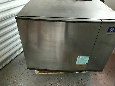 Manitowoc Ice Machine Model Sy0674c Withremote Condenser Cvd0675