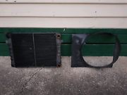 VL RB30 3 core radiator, clutch fan and shroud Newport Hobsons Bay Area Preview