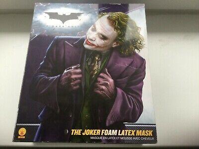 "Joker-Latex Maske, ""The Dark Night"""