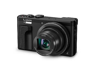 Panasonic Lumix DMC TZ81 Digitalkamera  Neuware schwarz TZ 81