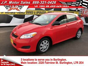 2012 Toyota Matrix Automatic, Power Group