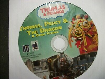 THOMAS Percy&the Dragon disc only ShipsFree NO TRACKING