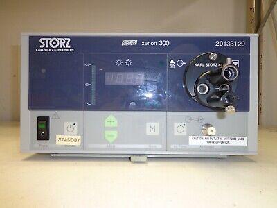 Storz 300 Watt Xenon Light Source 20133120 91 Hours On Bulb
