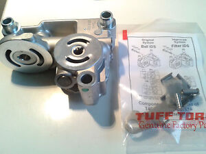 Center Case Set Tuff Torq K46 Serie  Hydrostat Getriebe Aufsitzmäher