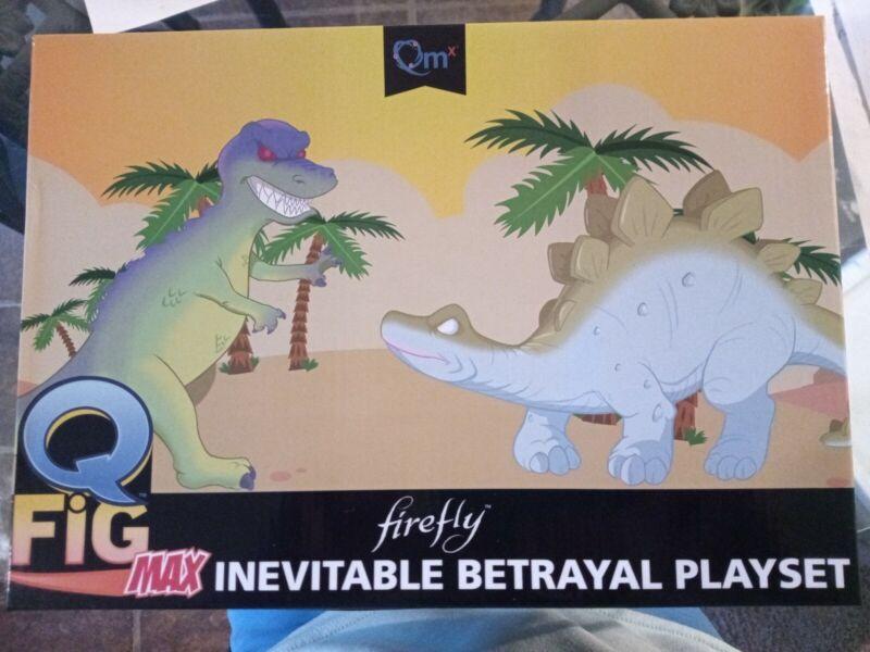 FIREFLY Cargo Crate EXCLUSIVE - Inevitable Betrayal Playset- Dinosaurs - NIB