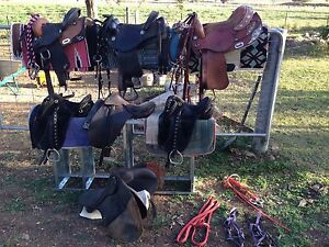 Saddles!!! Cheap!!! Western, stock, all purpose, adults & kids Marburg Ipswich City Preview