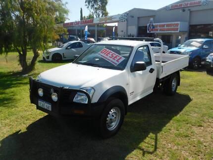 2005 Holden Rodeo ** TURBO DIESEL 4x4 ** 1 YEAR WARRANTY!! Rockingham Rockingham Area Preview