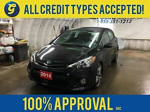 2014 Kia Forte 5*SX*T-GDI*PUSH BUTTON START*REVERSE CAMERA*