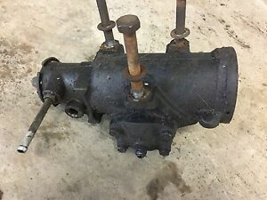 2002 Dodge Ram 2500 4x4 steering box