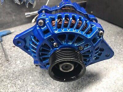 Subaru Impreza Alternator Powder Coated