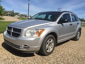 2010 Dodge Caliber SE with LOW KM!!  Trades?