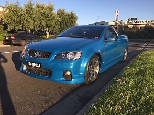 2012 Holden Ute Epping Whittlesea Area Preview