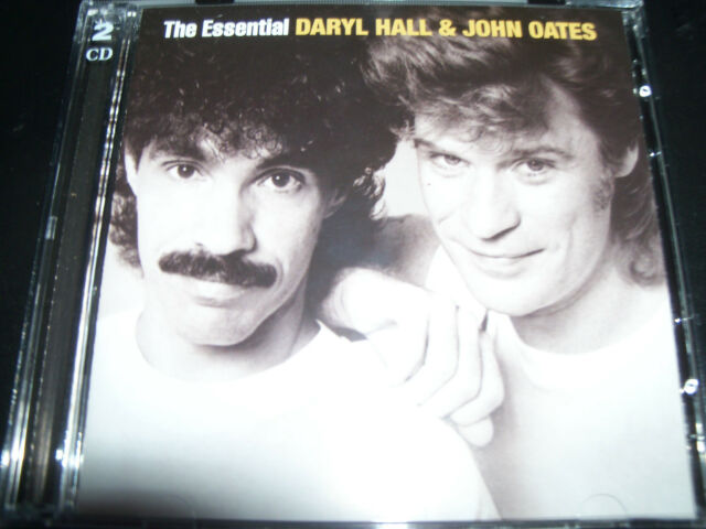 Hall & Oates The Essential Very Best Of Greatest Hits 2 CD – New