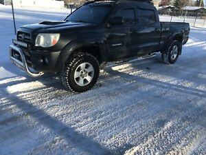 $10,000FIRM LOADED 2006 TOYOTA TACOME TRD SPORT DOUBLE CAB 4x4