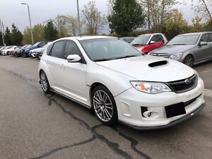 2012 STI FOR SALE WITH BRAND NEW WORK RIMS & MORE