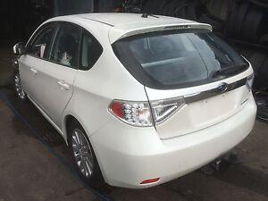 Subaru Impreza 2009 Wrecking Complete Car - Many Parts Greenacre Bankstown Area Preview