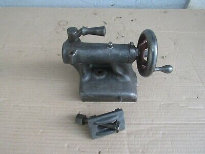 South Bend Lathe 9 Junior Series O Tailstock Wide Bed 9