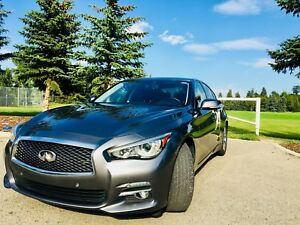 2014 Infiniti Q50 AWD Tech Loaded! No Accidents