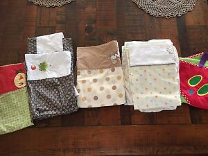 Baby Manchester / Cot Sheet Sets Karalee Ipswich City Preview