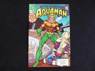 Aquaman #1 (Dec 1991 DC)