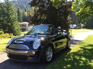 2005 Mini Cooper S Convertible Turbo
