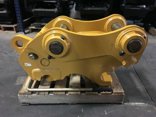 New Manual Quick Coupler for Caterpillar 320 B-Linkage