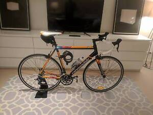 Cannondale CAAD 8 Sora 7 (2016) with Helmet, Lock, Shoes, Stand Kingston South Canberra Preview