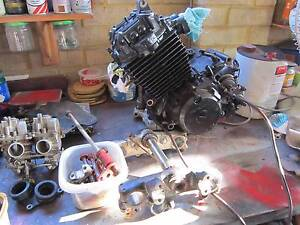 1984 HONDA XL250RF PARTS Canning Vale Canning Area Preview