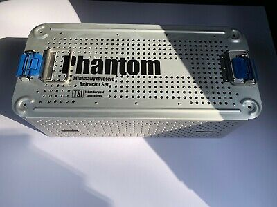 Tedan Tsi Spine Phantom Ml-2000 Retractor Set Brand New Super Loaded Up