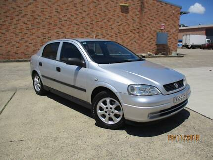 2005 Holden Astra Hatchback South Nowra Nowra-Bomaderry Preview