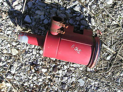 Farmall 340 Utility Tractor Original Ih Precleaner Assembly