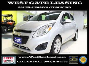 2015 Chevrolet Spark 1LT   AUTOMATIC   BLUETOOTH   TOUCH SCREEN