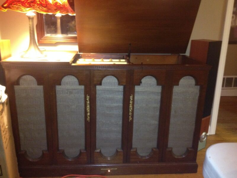 Stromburg Carlson Phonograph Radio (Completely Restored)