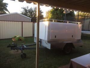 Heavy Duty Aluminium camper/tradesman trailer URGENT SALE Meadowbrook Logan Area Preview