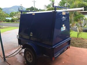 Builders Trailer Whitfield Cairns City Preview