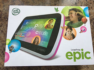 Leapfrog Epic 16Gb tablet for kids