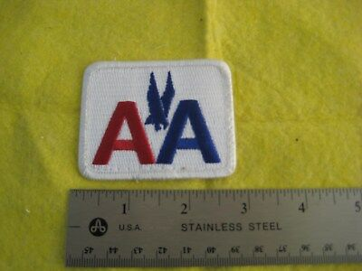 American Airlines Uniform Service  White Hat Patch