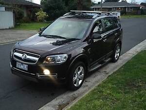 2008 Holden Captiva Wagon LX 60 ANNIVSRY 7 SEATER TURBO DIESEL Meadow Heights Hume Area Preview