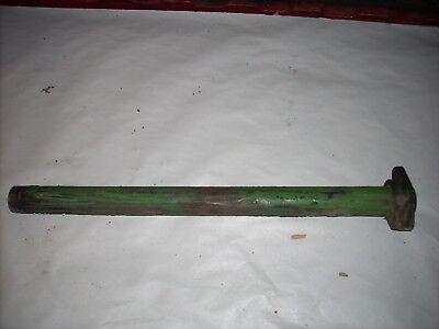 Power Steering Shaft Tube John Deere 80 820 830 840 Tractor