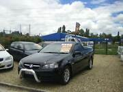 2008 Holden Commodore Ute VE MY09.5 3.6 V6 6spd Manual Tidy Car Orange Area Preview