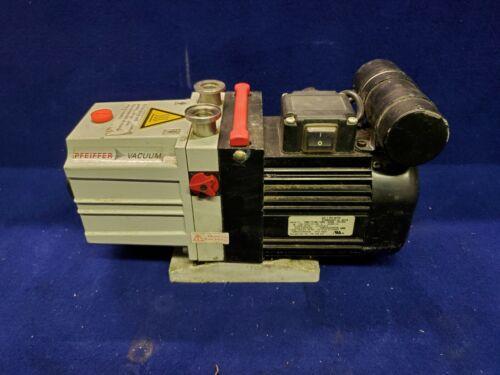 Pfeiffer Vacuum Duo 2.5 Rotary Vane Pump PK D41 062 D