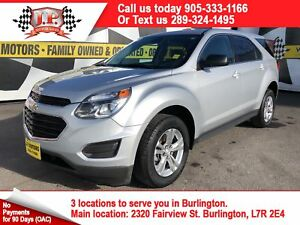 2016 Chevrolet Equinox LS, Automatic, Bluetooth, Power Group